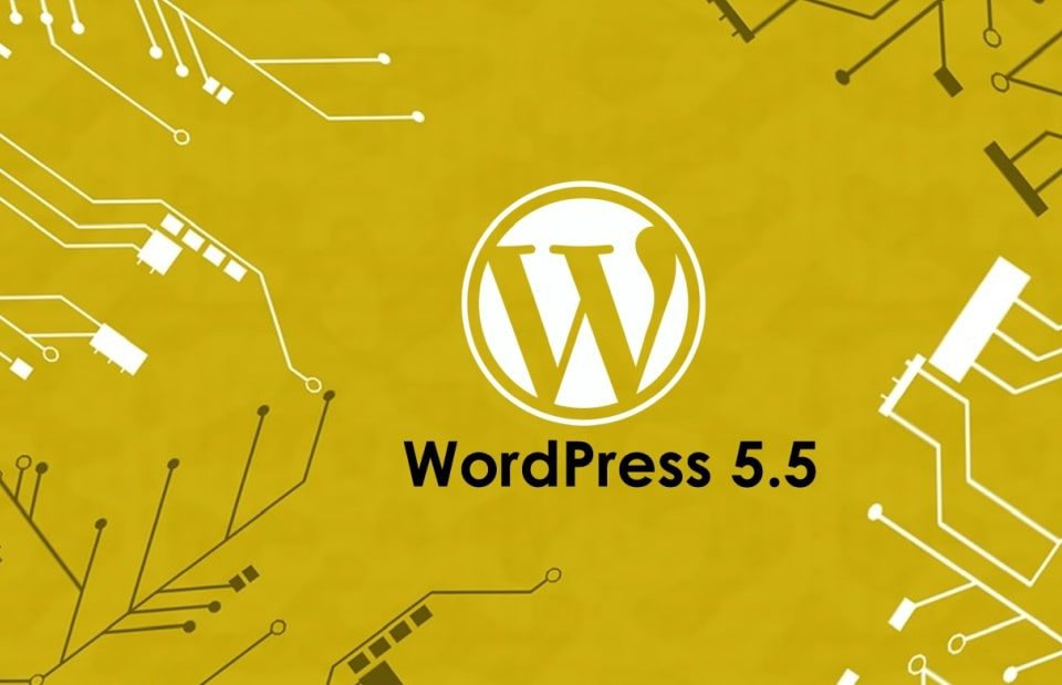 wordpress 5.5